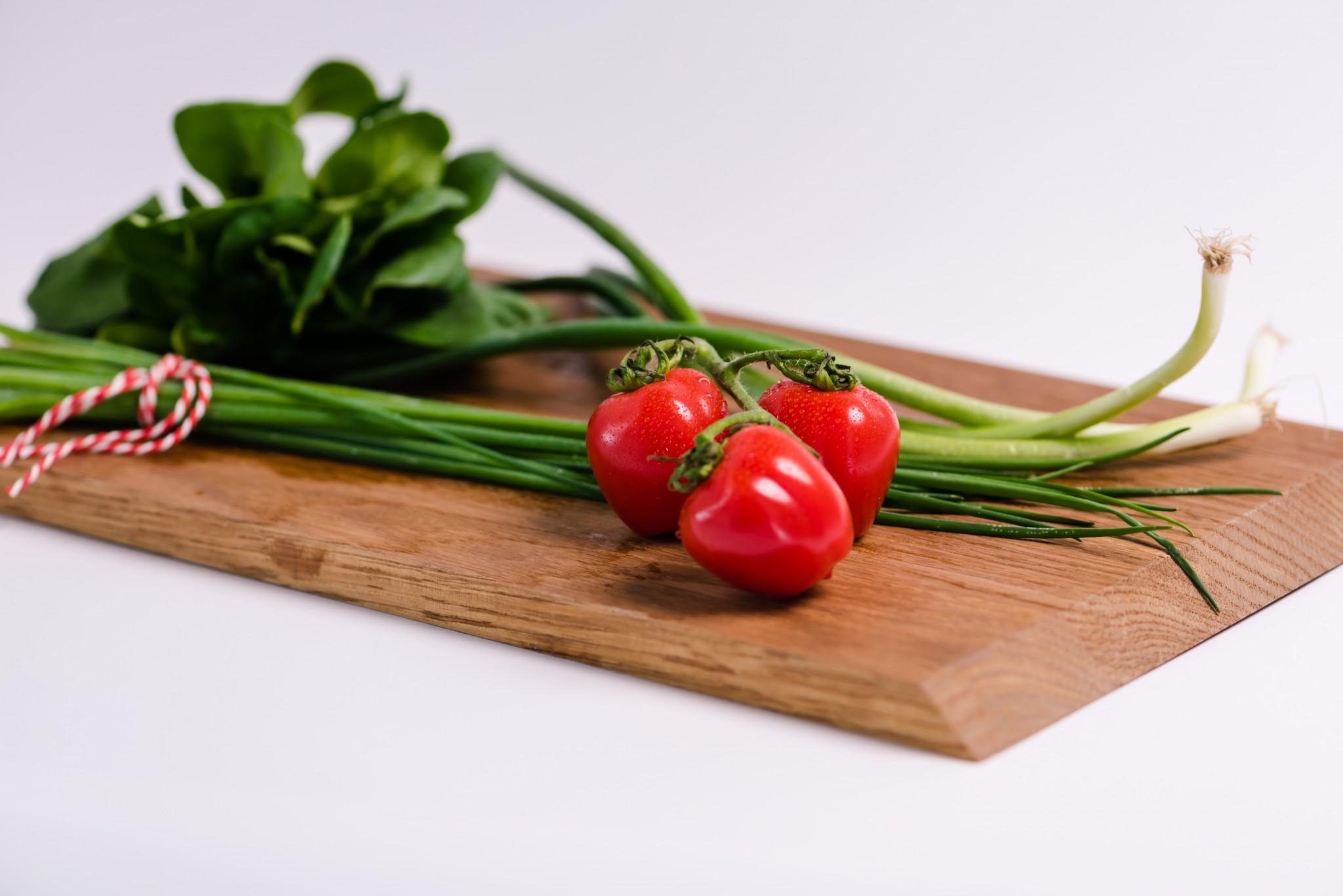 Wann wächst eigentlich Spinat?