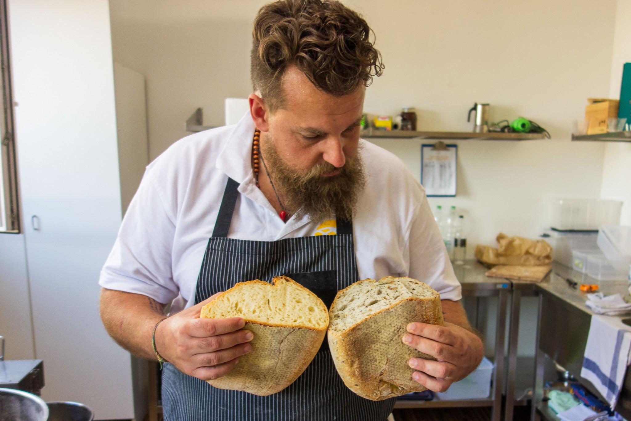 Zeit zum Brotbacken