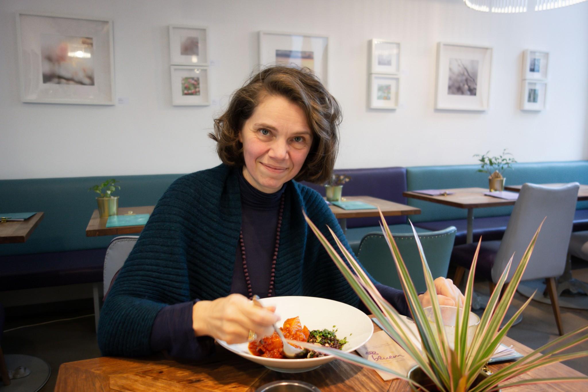 Gastronomin Andrea Vaz-König über nachhaltiges Essen