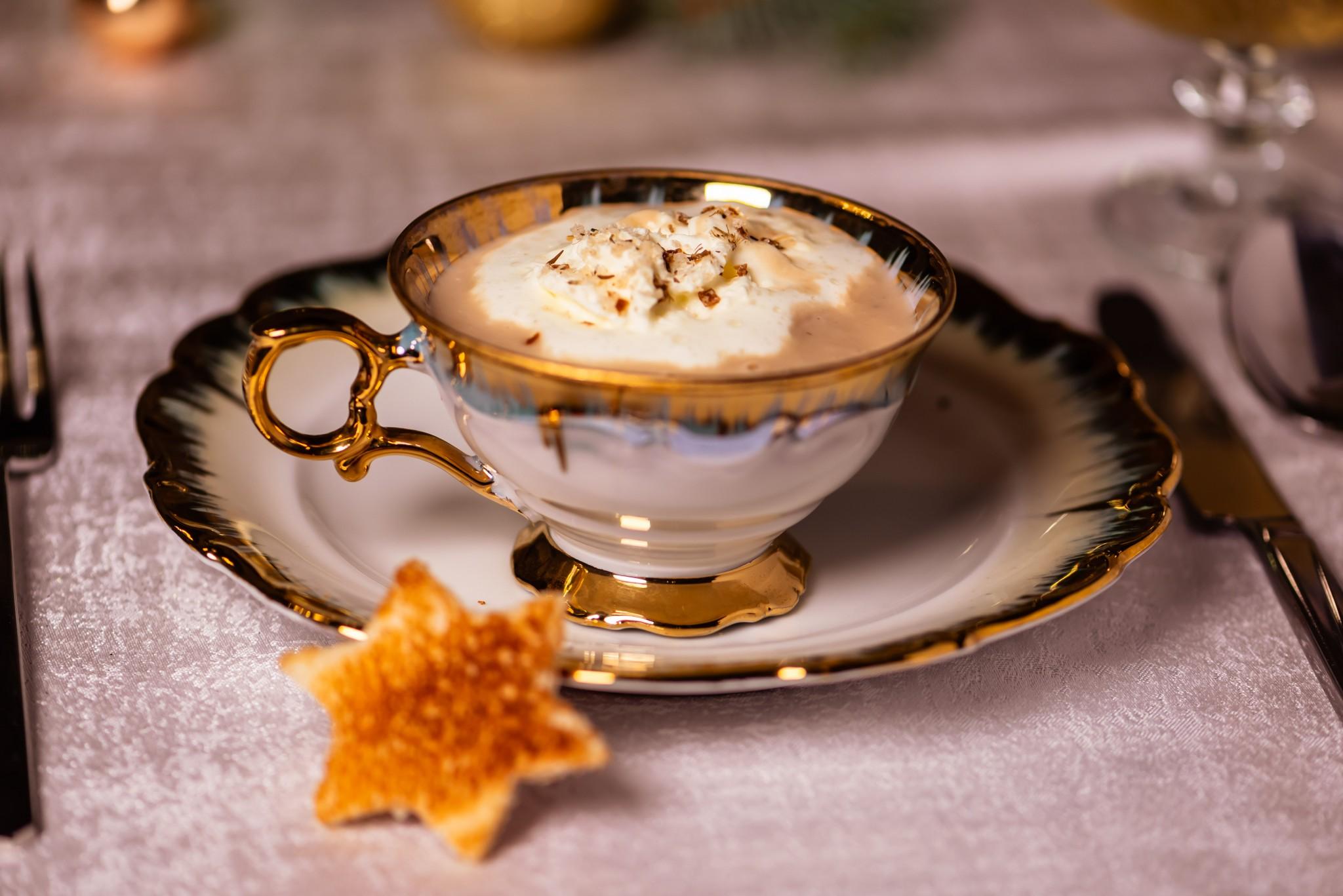 Maroni-Cappuccino