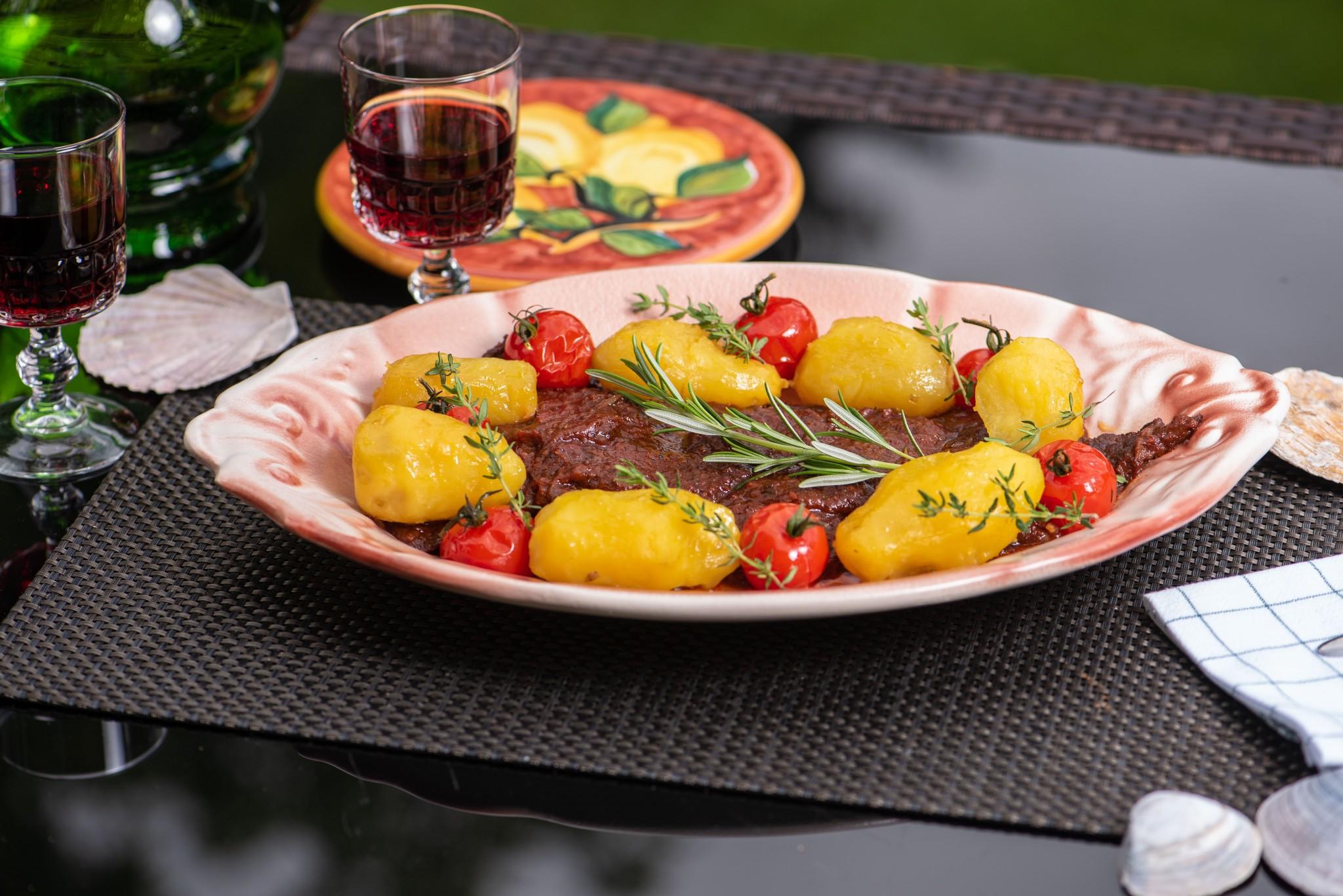 Rindfleisch provencial