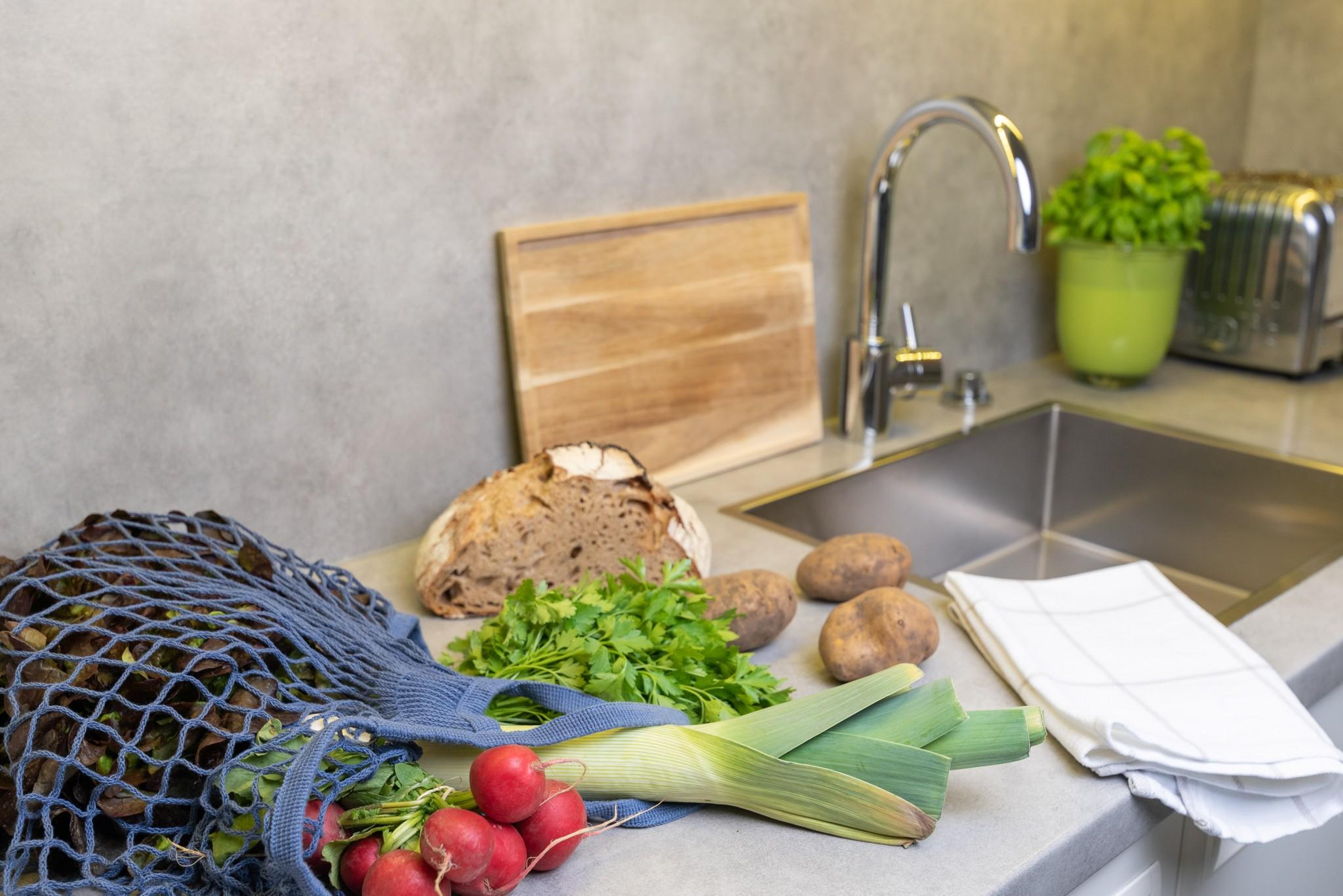 10 Tipps für mehr Nachhaltigkeit in der Küche