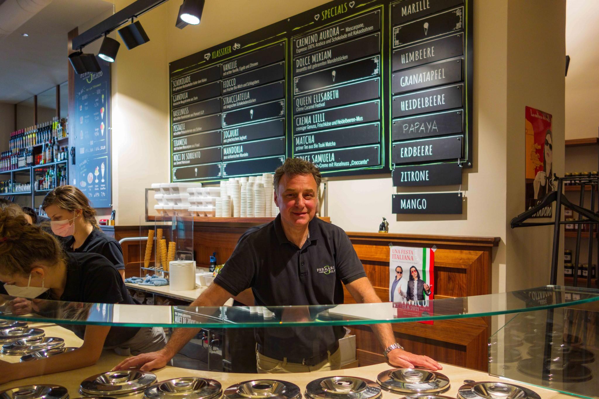Gelati, Gelati – italienisches Eis in Wien