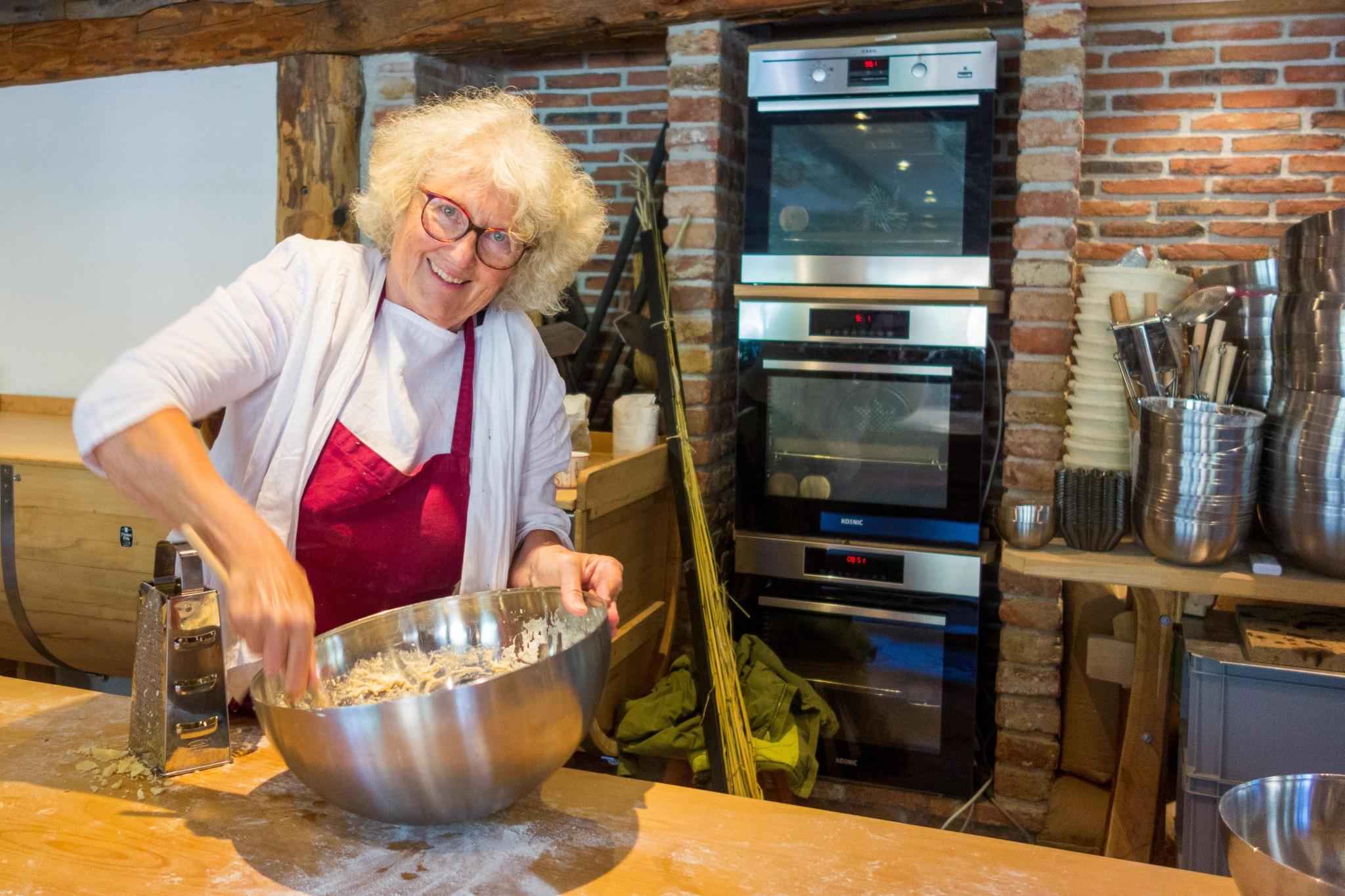 Roswitha Hubers Liebe zum Brot